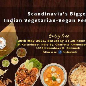 Indian VegetarianVegan (Home Cooked) & Regional Food Festival