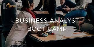 Business Analyst Boot Camp in San Diego on Nov 18th - 21st 2019