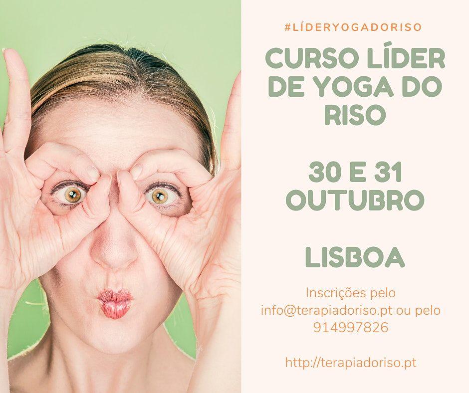 Curso Certificado de Líder de Yoga do Riso - Lisboa, 30 October   Event in Lisboa   AllEvents.in