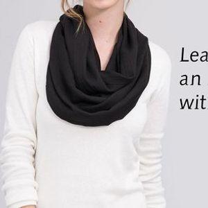 Sew An Infinity Scarf - Learn To Sew Stretch