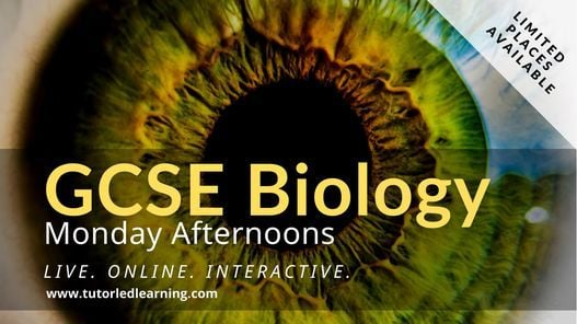 GCSE Biology | Online Event | AllEvents.in