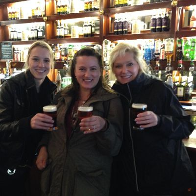 Historic London Pub Crawl