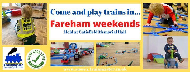 Trainmaster Fareham, 13 June   Event in Fareham   AllEvents.in