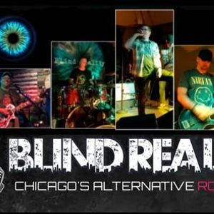 BLIND REALITY LIVE  DANNYS ON DOUGLAS Elgin IL.