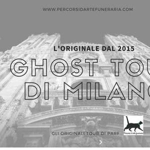Ghost tour Milano