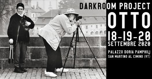 The Darkroom Project Otto  Call For Entry