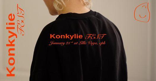 Konkylie FEST - VEGA - Ny dato, 21 January   Event in Copenhagen   AllEvents.in