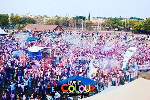 Live In Colour Pop Up Picnic - 2021, 15 July | Event in Vosloorus | AllEvents.in