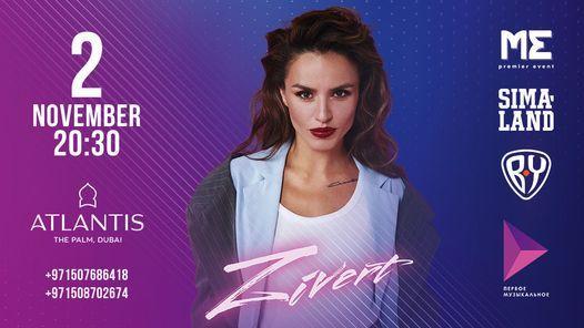 Зиверт в Дубае / Zivert Live in Dubai, 2 November   Event in Dubai   AllEvents.in