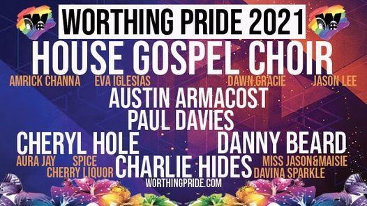 Worthing Pride 2021, 10 July | Event in Worthing | AllEvents.in