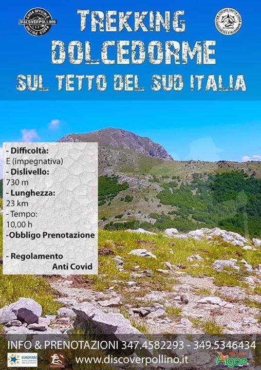 Serra Dolcedorme - Sul Tetto del Sud Italia