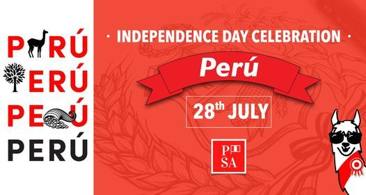 28th July: Peru Independence Day Celebration | Event in Urbana | AllEvents.in