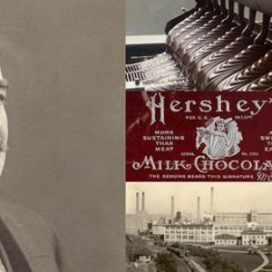 The Chocolate King Life & Legacy of Milton S. Hershey Webinar