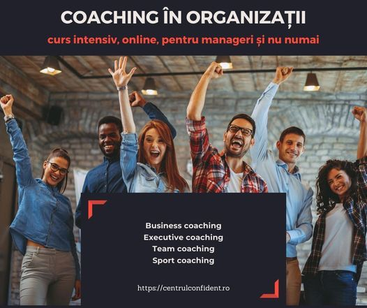 Curs Intensiv Online - Coaching n Organizaii