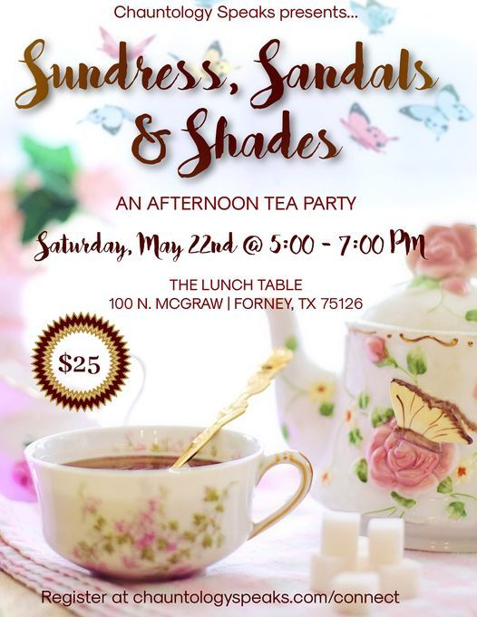 Christmas 2021 Events In Forney Tx Sundress Sandals And Shades An Afternoon Tea Party The Lunch Table Forney May 22 2021 Allevents In