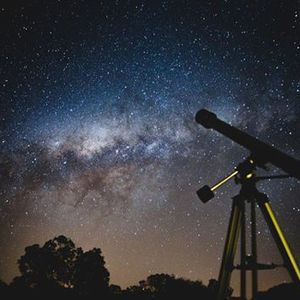 Beauty of Spring Skies Stars and Galaxies