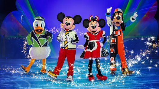 Disney On Ice presents Mickey's Search Party, 4 September | Event in Orlando | AllEvents.in