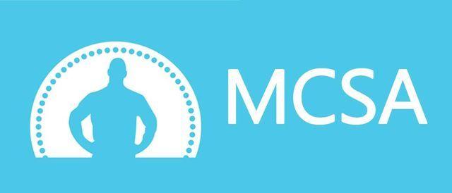 Mcsa 2019 Course       50%
