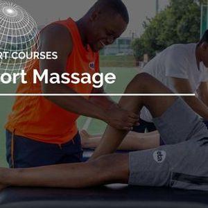 Sport Massage (30 July 2021)