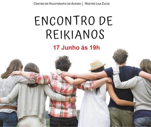 Encontro de Reikianos   Event in Aveiro   AllEvents.in