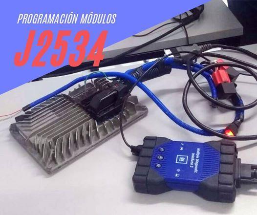 Curso Programacin de Mdulos por J2534