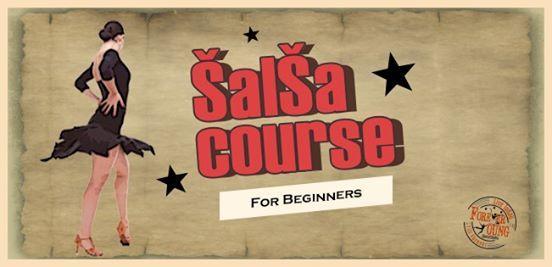Salsa courses Heliopolis & New Cairo ( Footwork )