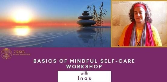 Basics of Mindful Self-Care, 23 April   Event in Ramadan 10 City   AllEvents.in
