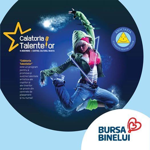 Eveniment National Calatoria Talentelor Ediia a- III A