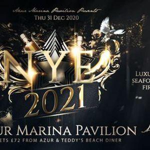 Azur Marina Pavilion presents New Years Eve 2021