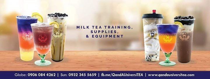 - Milk Tea  Fruit Tea Training