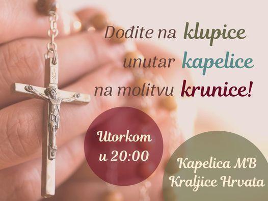 Krunica u kapelici, 9 March | Event in Topusko | AllEvents.in