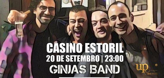 Ginjas Band - Casino Estoril