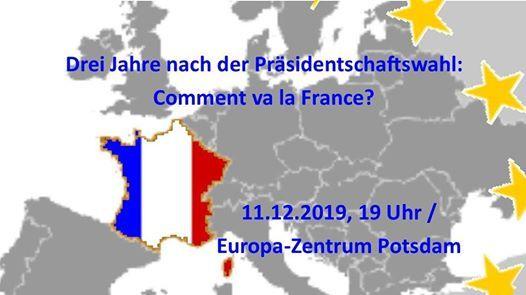 Drei Jahre nach der Prsidentschaftswahl Comment va la France