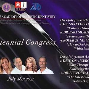 PAED 6th Biennial Congress