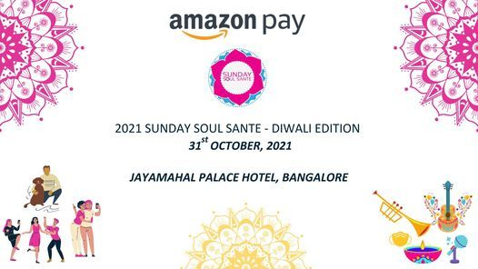 SUNDAY SOUL SANTE - DIWALI EDITION, 31 October   Event in Bangalore   AllEvents.in