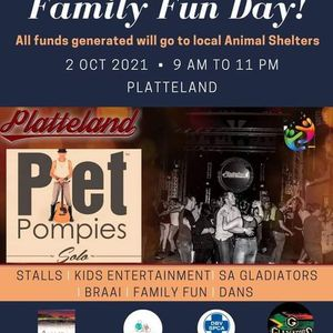 FUNDRAISER FAMILY FUN DAY hosted by Immigration Boutique