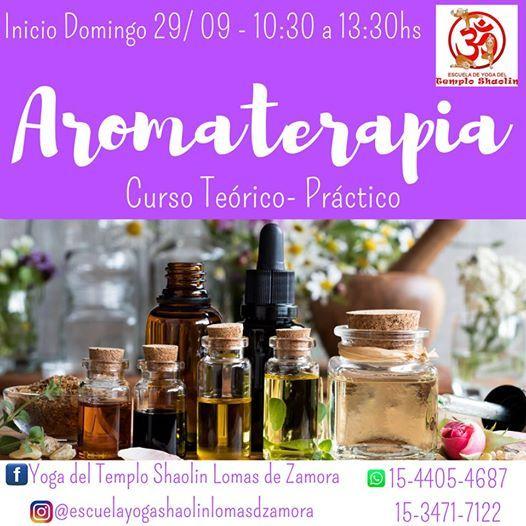 Aromaterapia Curso Terico Prctico