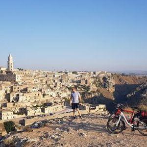 TOUR CON COLAZIONE (Sunrise Bike Ride to Murgia Park with Breakfast)