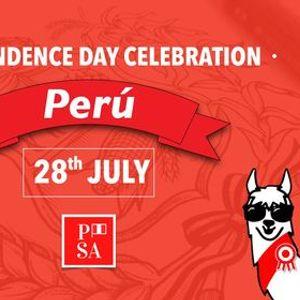 28th July Peru Independence Day Celebration