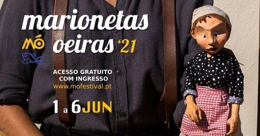 6ª Edição do MÓ - Festival de Marionetas de Oeiras, 1 June | Event in Lisbon | AllEvents.in