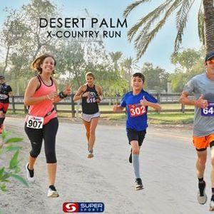 Desert Palm X-Country Run 151053k Race 1