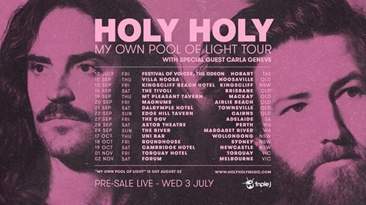 HOLY HOLY - Cairns QLD