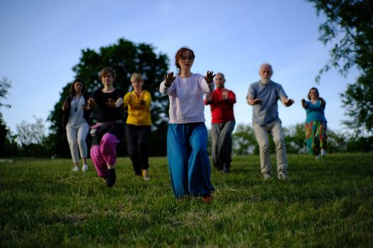 Poranny Qigong w Jadeicie | Event in Poznan | AllEvents.in
