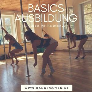 PoleEducation Basics Trainerausbildung