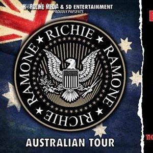 Richie Ramone - Adelaide - Enigma