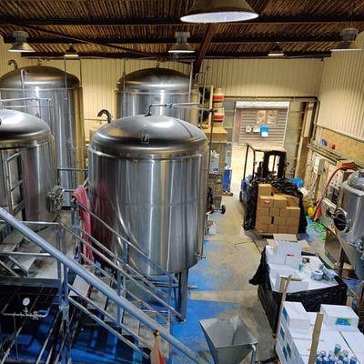 11am Brewery Tour - Dorking Brewery