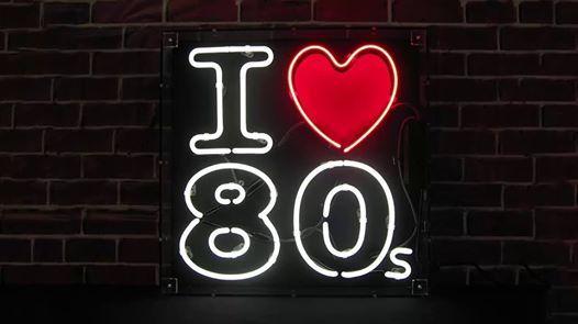 Pizza Parlour Loves The 80s Peterborough