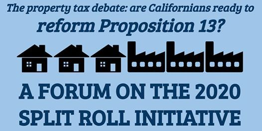 List Of California Propositions 2020.Is California Ready To Reform Prop 13 Forum On The Split