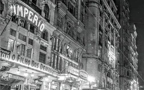 Tour de Cinemas - Cinelndia A Broadway Brasileira do Rio