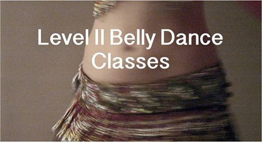 Level II Belly Dance Classes Nelson